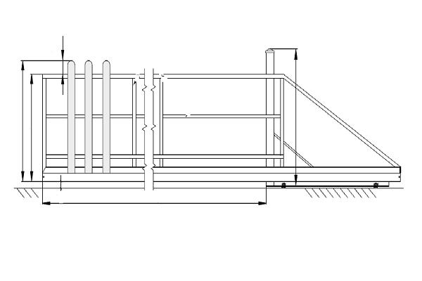 ogrodzenia bramy metalowe