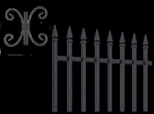 solidne ogrodzenia