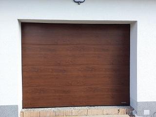 Brama segmentowa montaż Zabrze